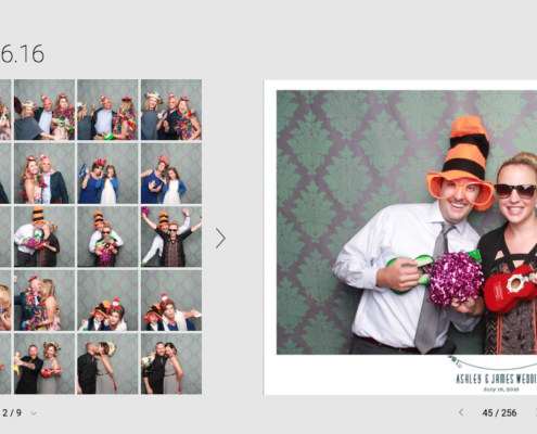 photo booth online gallery